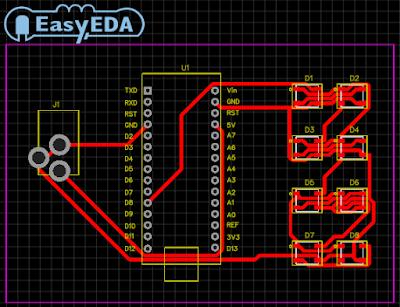 EasyEDA: Criação de circuitos eletrônicos e PCB