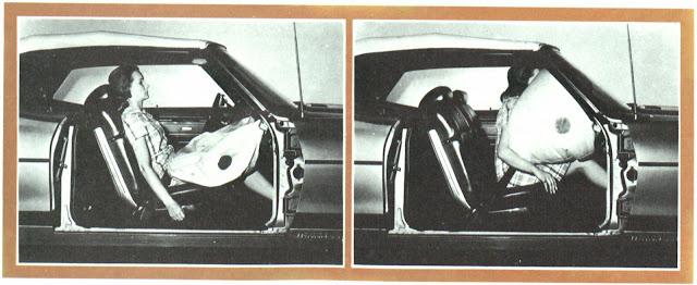 Primeros airbags