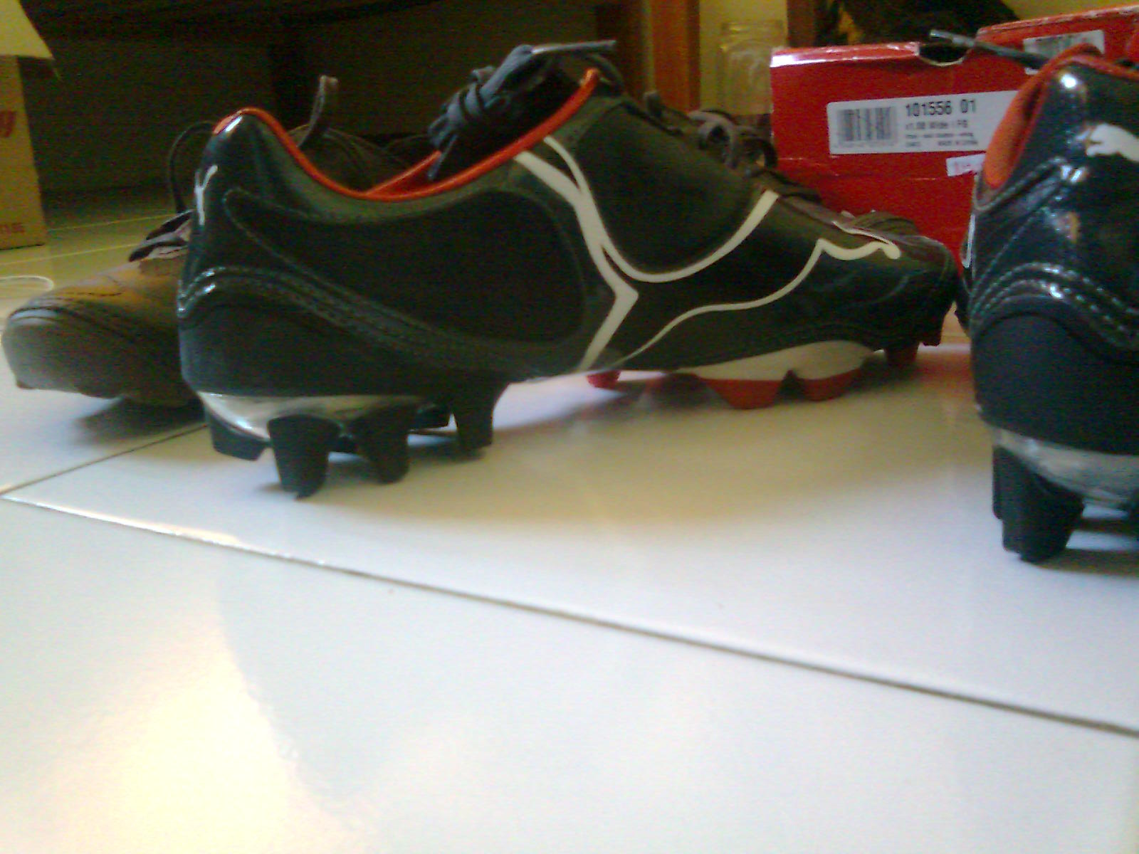 Football and Futsal Boots  REVIEW - Puma V1.08 FG 2bd7500bb29f4