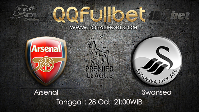 PREDIKSIBOLA - PREDIKSI TARUHAN BOLA ARSENAL vs SWANSEA 28 OCTOBER 2017 (EPL)