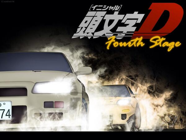 Initial D Fourth Stage Subtitle Indonesia