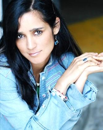 Foto de Julieta Venegas más joven