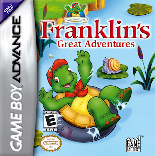 Franklin's Great Adventure ( BR ) [ GBA ]