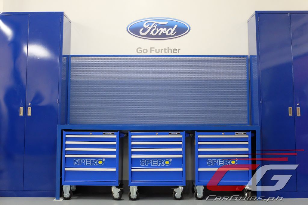 Ford Philippines Invests In New Technical Training