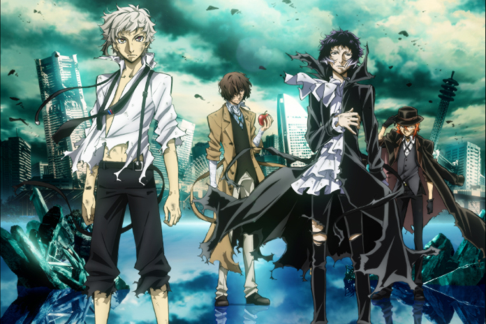 Bungou Stray Dogs Dead Apple Subtitle Indonesia