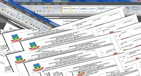 Download Soal Soal Ulangan Harian (UH) SD/MI Kelas 6 Semester 2