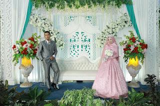 Wedding Dress Syari