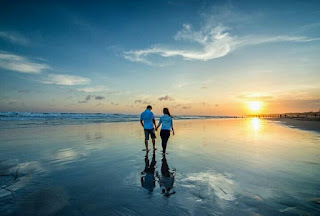 Prewedding Pantai parangtritis yogyakarta