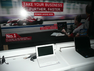 Tech Motor Sports Blog: Lenovo for Power Consumer & SME's 2012