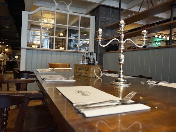 George's Great British Kitchen – Leeds