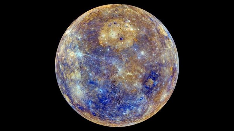 Lembah Raksasa Ditemukan di Permukaan Planet Merkurius ...