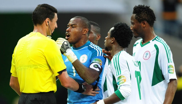 Egyptian Referees Appointed For Nigeria World Cup Qualifier Match Against Zambia