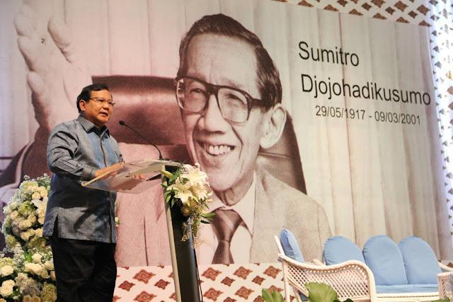 Ayah Prabowo Bukan Peneken Kontrak Karya Freeport Pertama