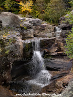 Screw Auger Falls Maine Waterfalls Grafton Notch State Park Attractions