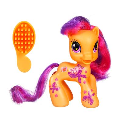 My Little Pony Scootaloo Twice As Fancy Ponies G3 5 Pony Mlp Merch Rockstar scootaloo paper pony template. my little pony scootaloo twice as fancy