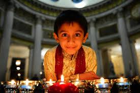 Happy Diwali 2016 images child face 4