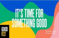 Google lanza GOODFest, su propio festival de música con fines benéficos
