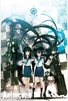 Black Rock Shooter OVA -  2013 Poster