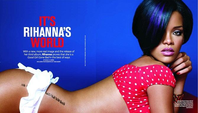 20eba70674043 Anne Hathaway Oscars: Rihanna