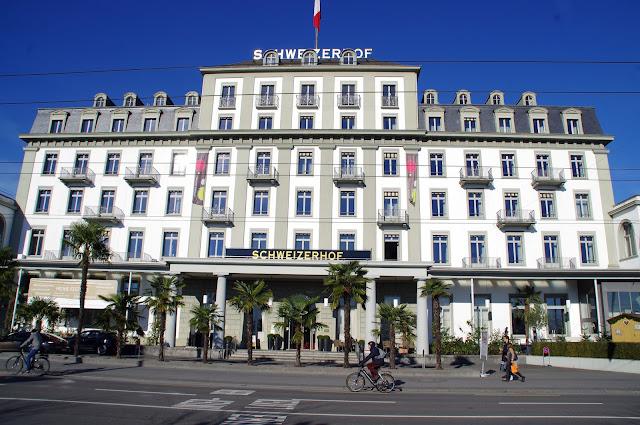 Hotel Schweizerhof Switzerland Luzern