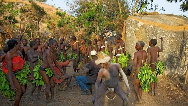 See The Tribe In Nigeria Where Women Don't Wear Clothes For The Fear Of Death (Photo)