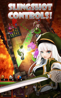 Knight Slinger v1.0.0 APK for android Free Download