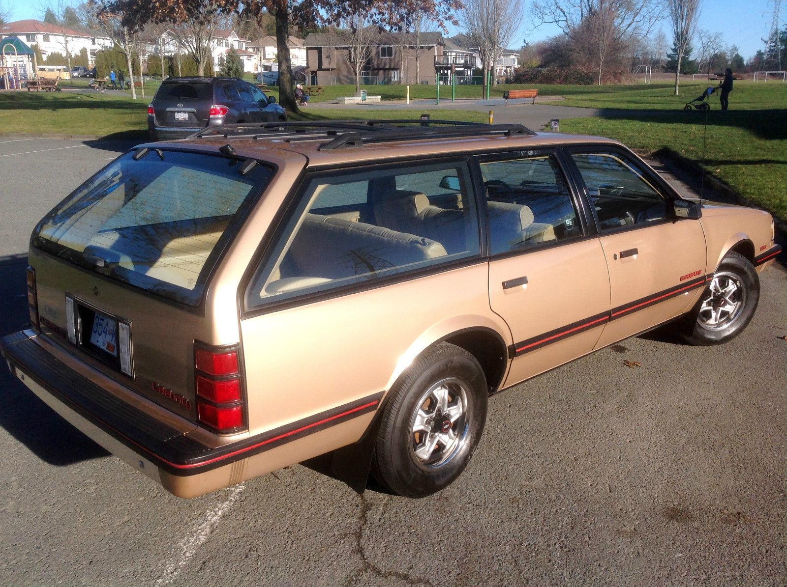 Chevrolet chevrolet station wagon : Celebrity Eurosport Wagon, Eh!