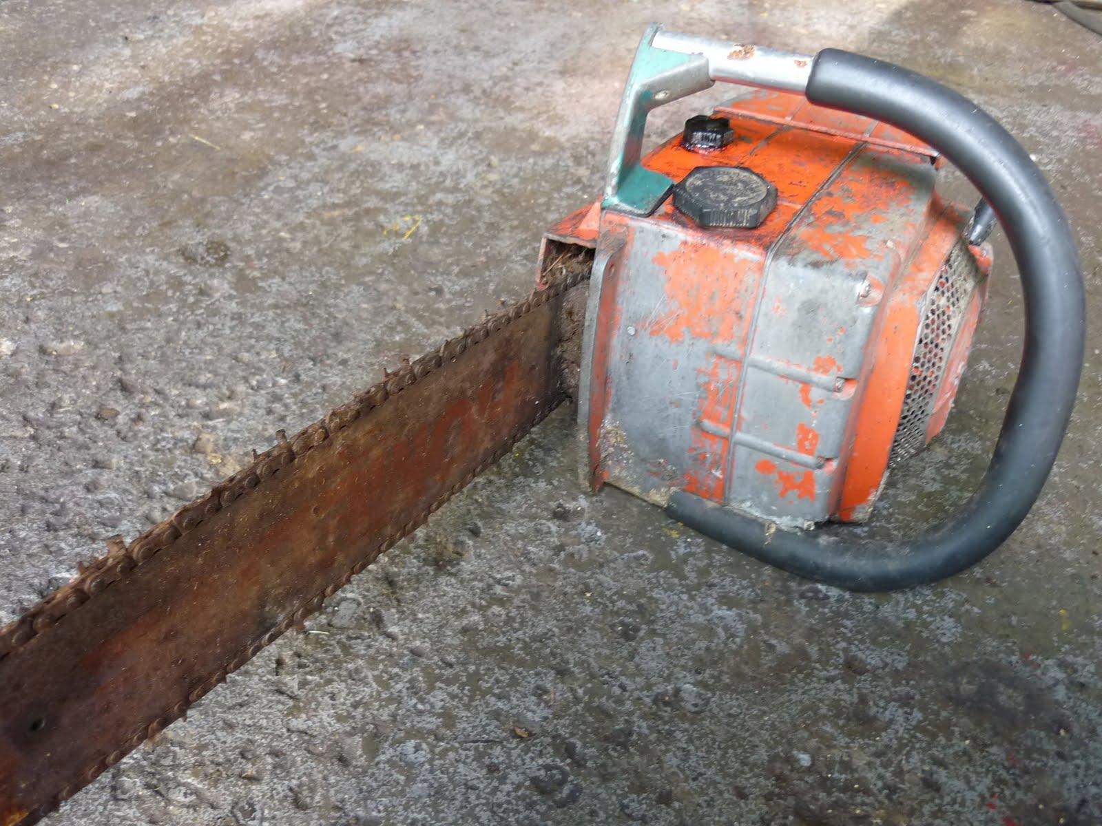 Homelite textron Xl chainsaw manual