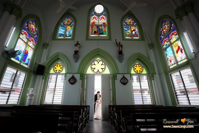 traditional church glass