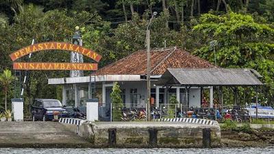 Nusakambangan Island, Indonesia