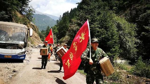 China ramps up earthquake disaster response efforts