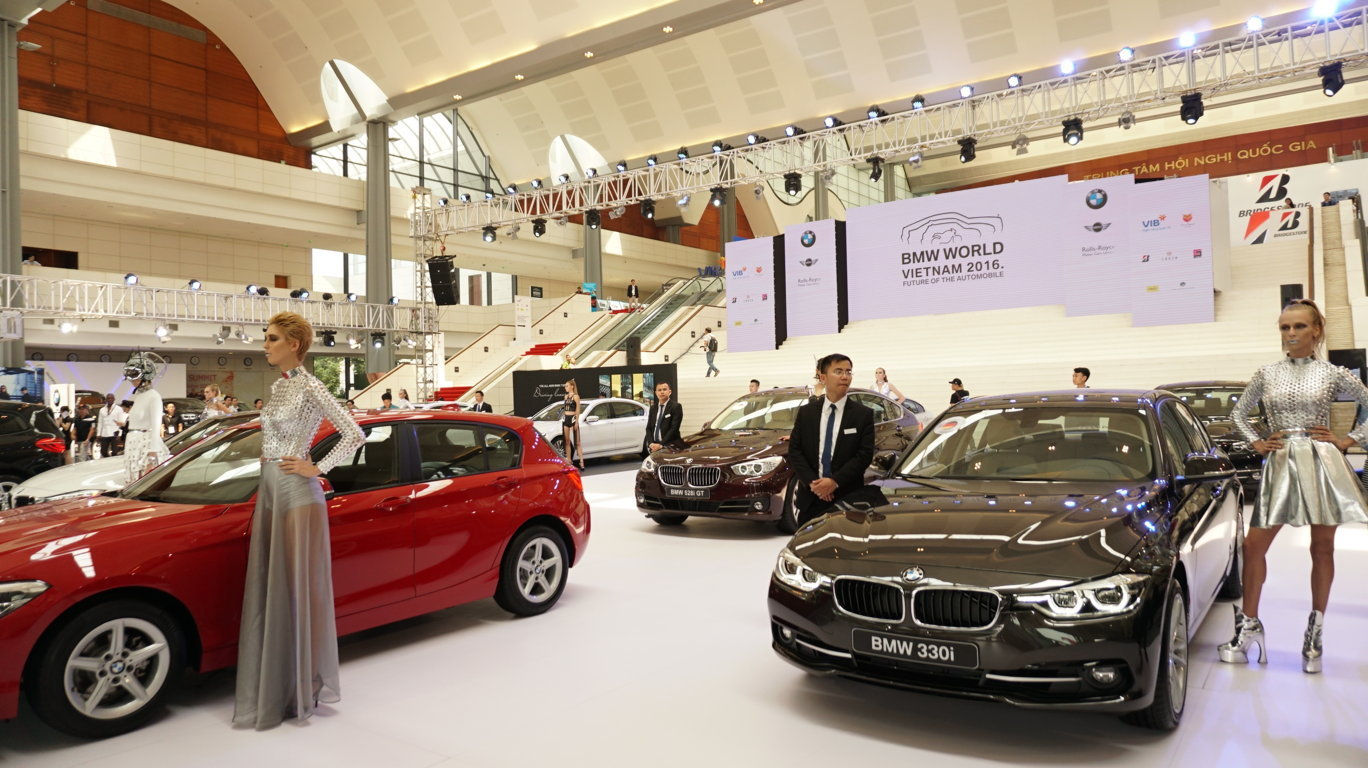 BMW World Vietnam 2016