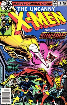 X-Men #118
