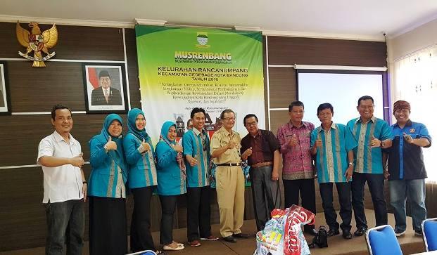 BPMPD Kabupaten Lahat Sumsel Kunker ke Kelurahan Rancanumpang
