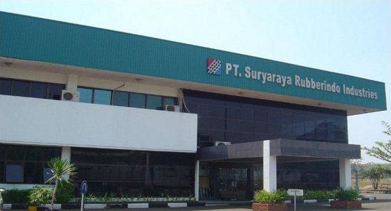 Lowongan Via Email Operator produksi PT.Suryaraya Rubberindo Industries