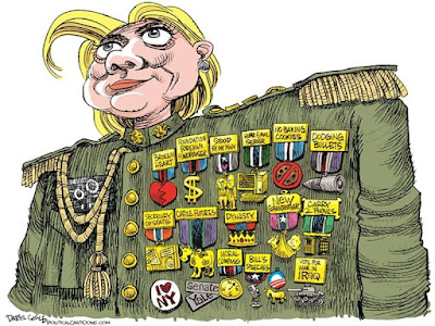 Image result for anti hillary cartoons