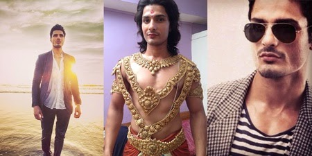 Kumpulan Foto Nakula Mahabharata di ANTV