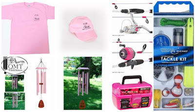 Enter the Cast Out The Disease, Chime In A Cure, Breast Cancer Awareness Giveaway. Ends 10/21
