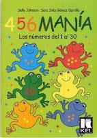 456 mania - los numeros del 1 al 30