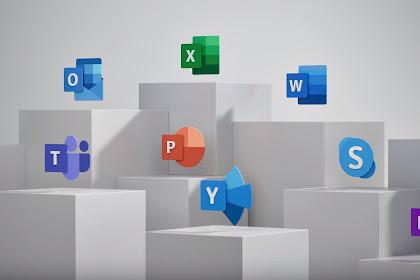 Microsoft Akan Merombak Icon Office