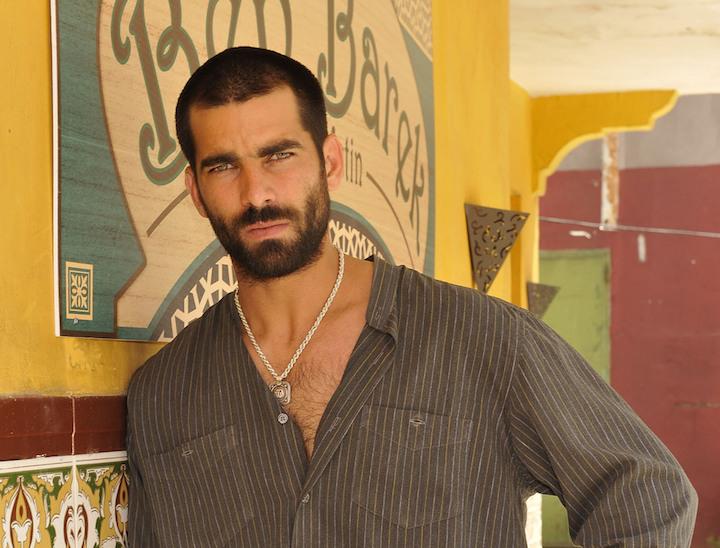 Faruk en 'El Príncipe'