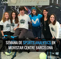 Sports Analytics en Movistar Center Barcelona