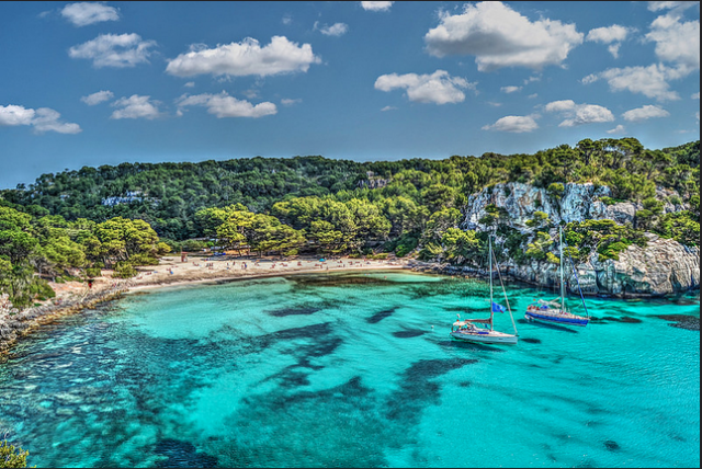 Macarella, Minorca, Balearic Islands