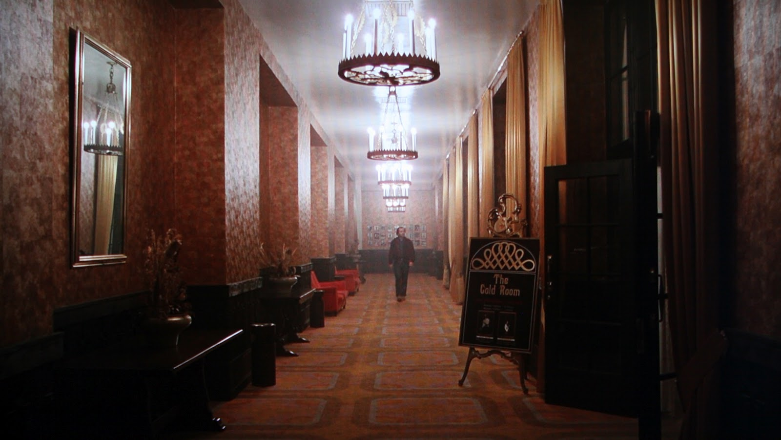 Shining El Resplandor Stanley Kubrick Cinematografia