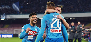 Cagliari vs Napoli Live Streaming online Today 26.02.2018 Serie A