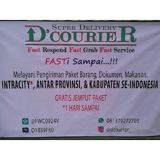 CV D'COURIER SUPER DELIVERY