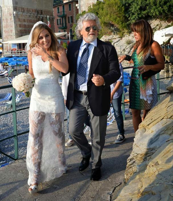 Oggi sposi blog matrimonio valentina scarnecchia figlia for Patrizia rossetti marito