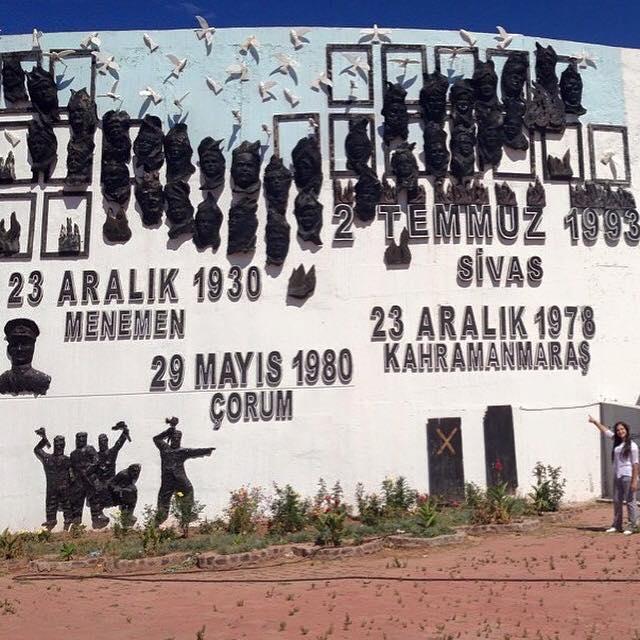 Sivas Katliamı Şiirleri, Türküleri, Agıtları, Sözleri