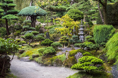 Gambar Taman Jepang