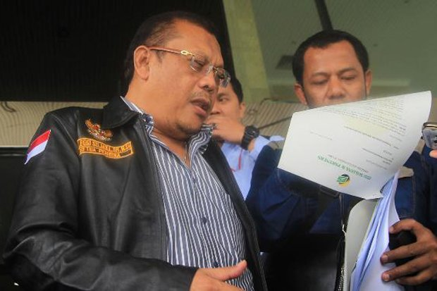 PK Ahok Ditolak, Eggi Sudjana: Itu karena Dia Bohongi Umat Islam